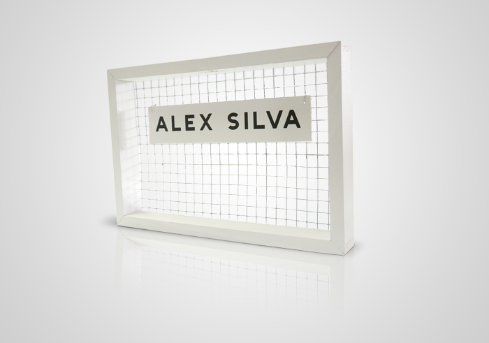 PLV: Alex Silva display