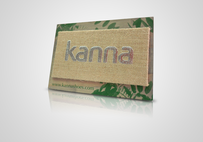 Kanna display lino