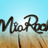 Mia Rock display logo estriper