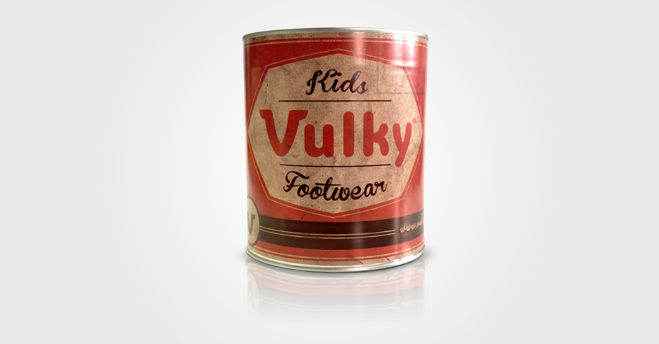 Vulky lata display estriper