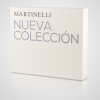 Martinelli display madera lacada